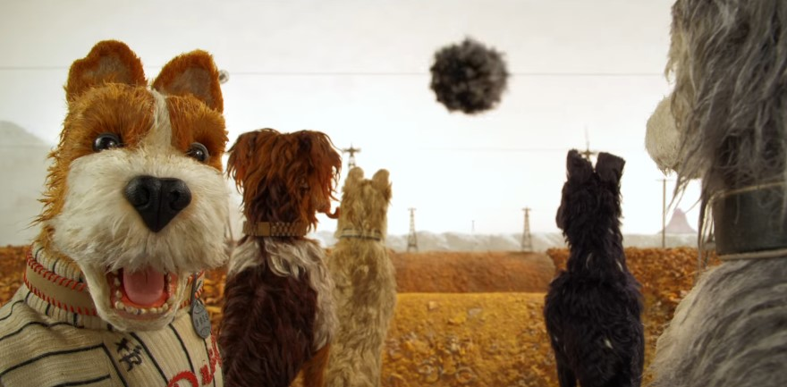 Watch Fully Animated Cast Interviews for Wes Anderson's Isle of Dogs