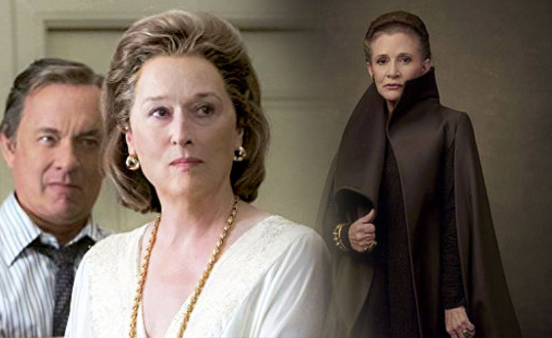 Meryl Streep Rumored to Replace Carrie Fisher in Star Wars Episode IX
