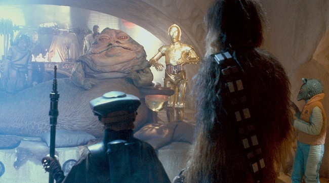 Rumor: Solo A Star Wars Story Will See the Return of Jabba the Hutt