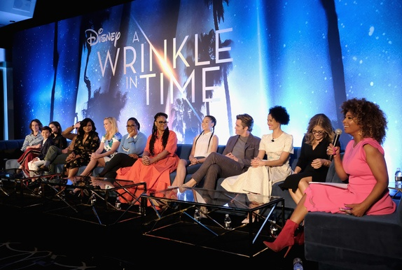Wrinkle In Time Press Conferece