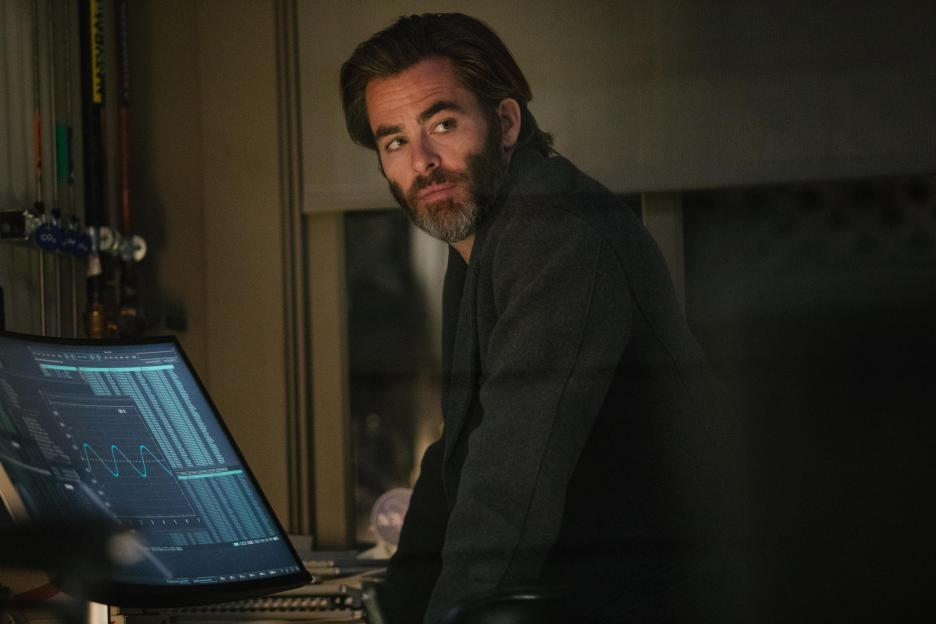 Chris Pine - Doctor Murry- A Wrinkle In Time