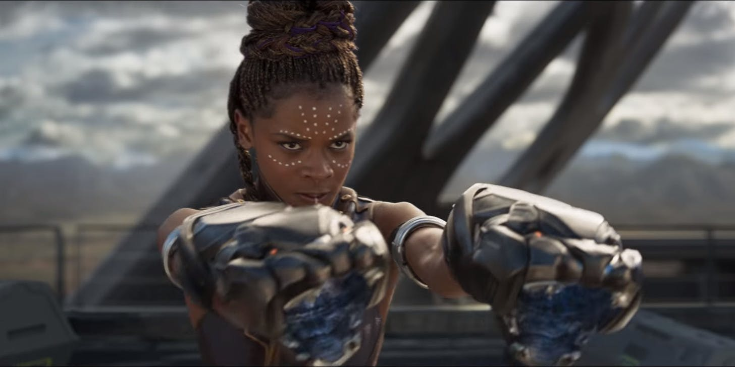 Twitter Wants to Cancel Black Panther Star Letitia Wright