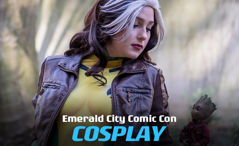 Cosplayers Invade Seattle: 17 Amazing Cosplay Photos from Emerald City Comic Con 2018