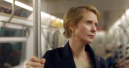 Cynthia Nixon Runs for Governor in New York