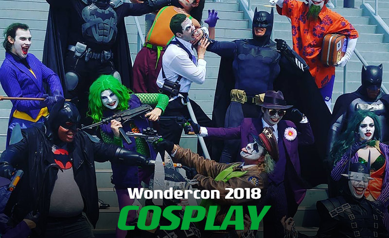 wondercon 2018 cosplay best of