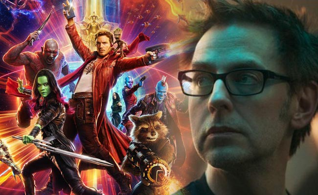 James Gunn has No More MCU Plans After GotG Vol. 3