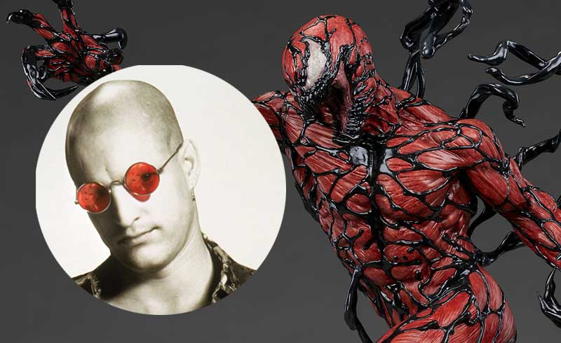 Venom 2: New Look at Woody Harrelson's Cletus Kasady