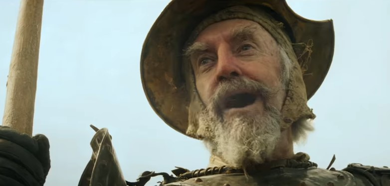 Terry Gilliam's The Man Who Killed Don Quixote Finally Gets a Trailer