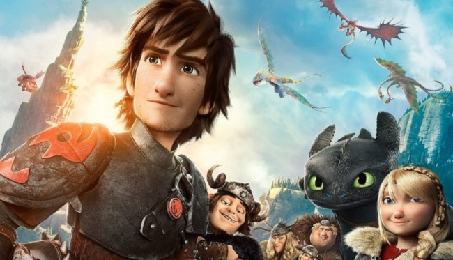 First Look at Characters in How to Train Your Dragon 3