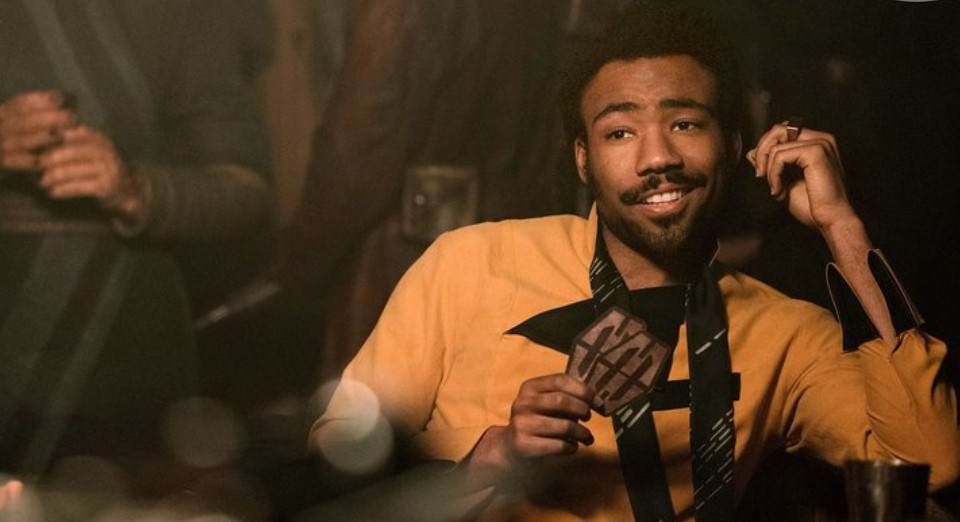 Donald Glover Celebrated Getting Lando Role Like a True 'Star Wars' Fan