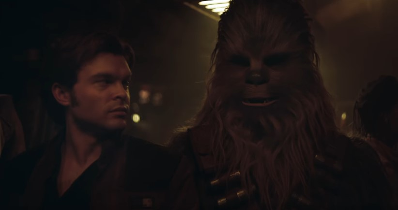 Watch the Amazing Full Trailer for Solo: A Star Wars Story