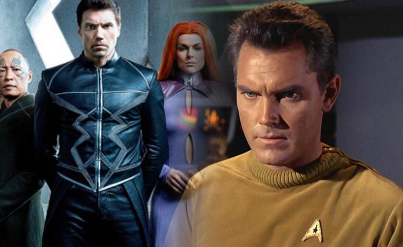 Star Trek Discovery Casts Inhumans Star to Play Captain Pike