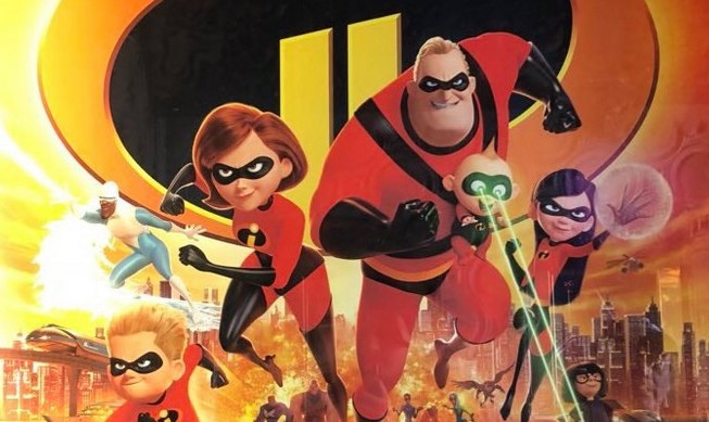 Has a LEGO Set Spoiled the Villain for The Incredibles II?