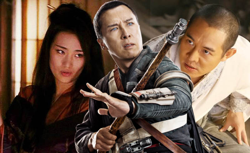 Live-Action Mulan Casts Gong Li, Donnie Yen, and Jet Li