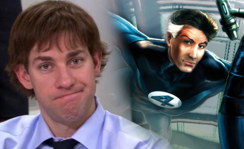 John Krasinski Would Love to Play Mr. Fantastic for the MCU