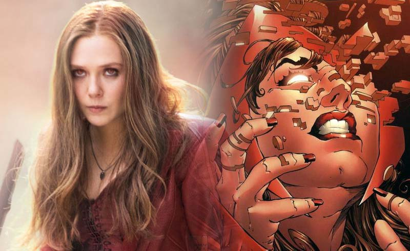 Scarlet Witch Elizabeth Olsen Would 'Love' to do a House of M Movie