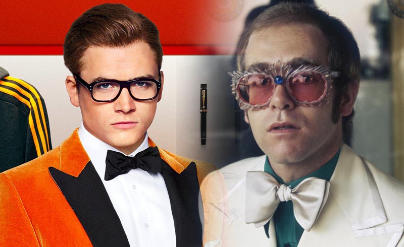 Taron Egerton to Play Elton John in Biopic Rocketman