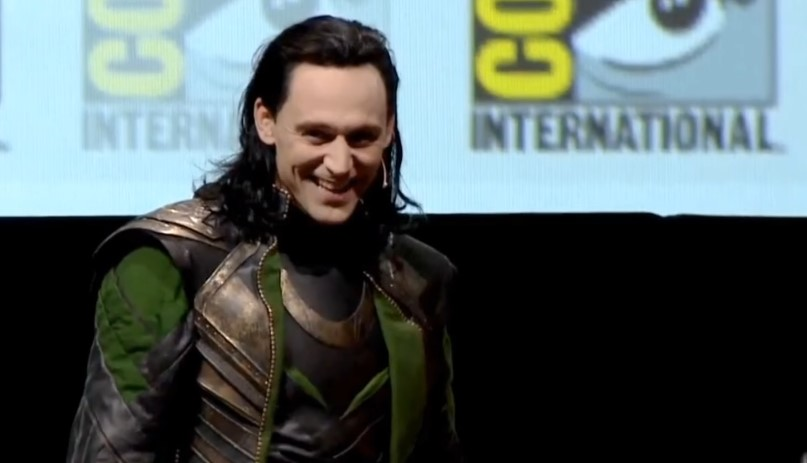 Tom Hiddleston Teases His Loki Spinoff Series