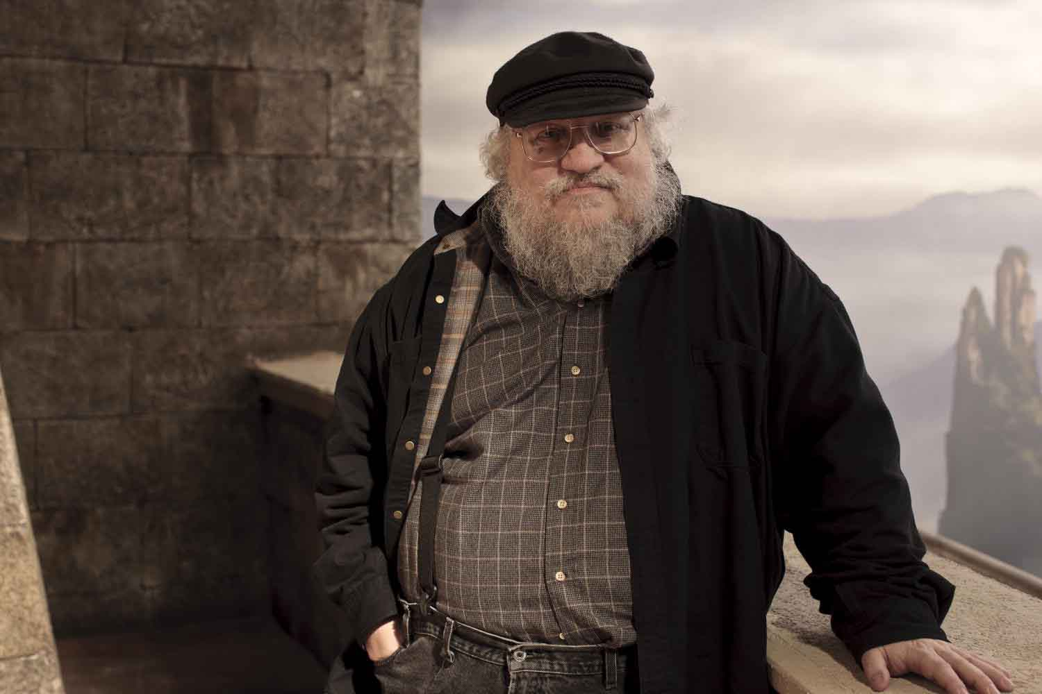 Winds of Winter Gets an Update from George R.R. Martin