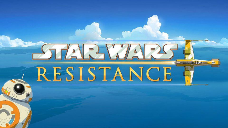 First Look at Dave Filoni's Star Wars: Resistance