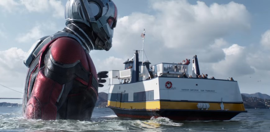 New Trailer for Ant-Man and the Wasp Showcase Giant-Man and Much More