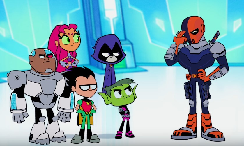 Teen Titans GO the Movie: New Trailer Teases Deadpool and Introduces Nic Cage's Superman