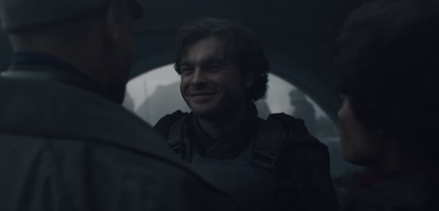 Three New Clips Released for Solo: A Star Wars Story