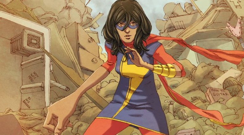 Ms. Marvel, She-Hulk, and Moon Knight Confirmed for Big Screen After Disney+ Shows