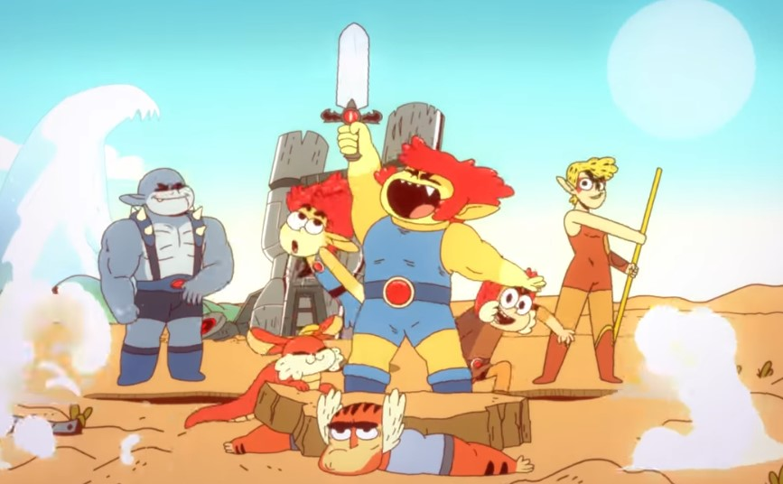 Fans Outraged Over CN Reboot of Thundercats