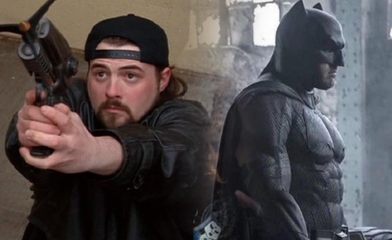 Kevin Smith Reveals Why He Hasn't Talked to Ben Affleck in Years