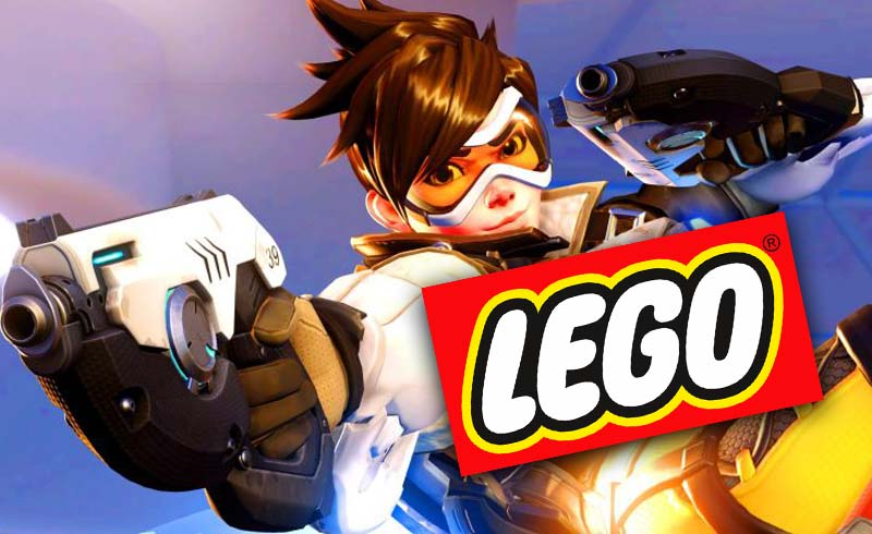 Expect Overwatch LEGO Sets to Hit Shelves Soon