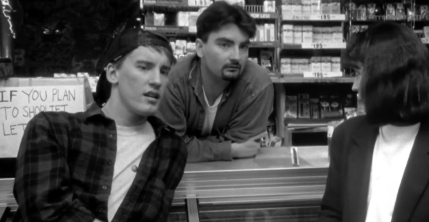 Kevin Smith has Announced that Clerks III is Back on Track