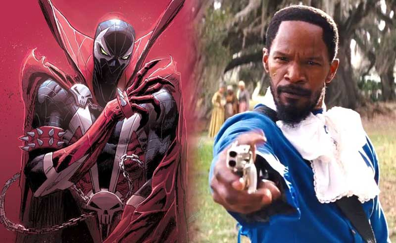 Jamie Foxx Cast as the New Spawn