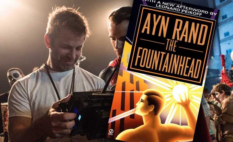 Zack Snyder's Next Project is an Adaptation of Ayn Rand's The Fountainhead