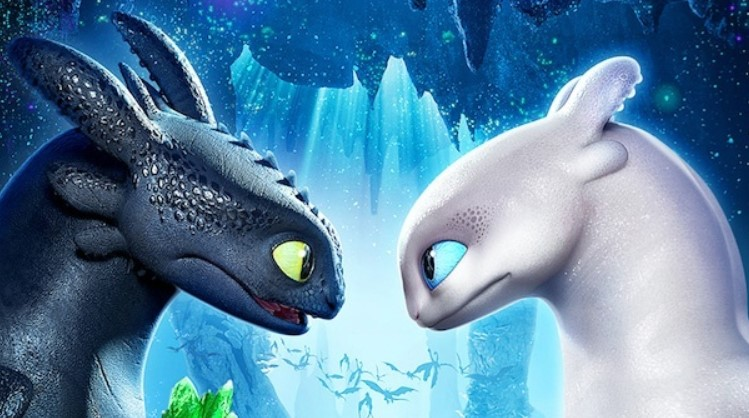 HTTYD's Toothless Hypes Up the New Year in Fun Video