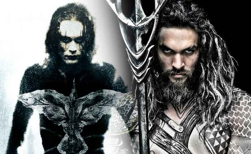 The Crow Reboot Loses Director AND Jason Momoa
