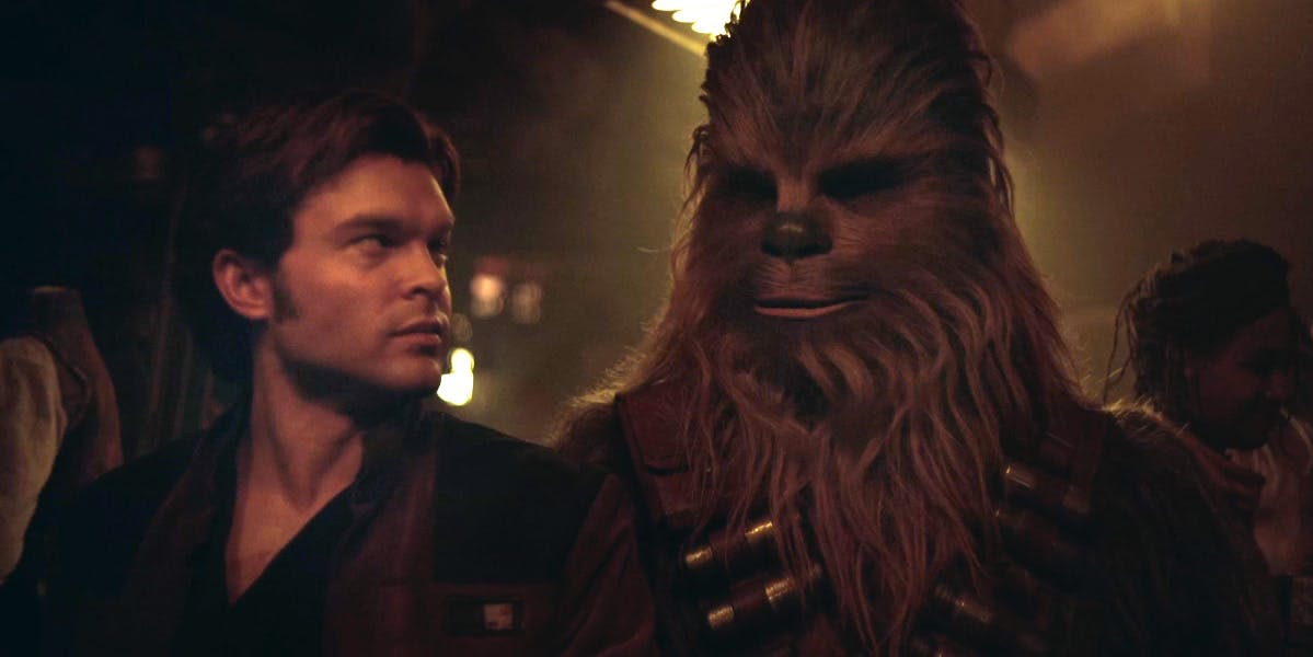 Solo: A Star Wars Story Gets Home Release Date; In-Home Trailer Features Deleted Scene