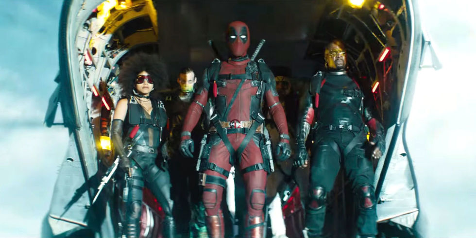 Ryan Reynolds and Deadpool writers are making a film for Netflix