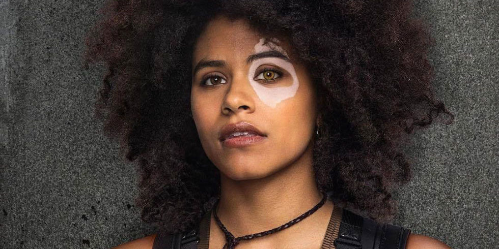 Zazie Beetz Talk About Her Experience on the Set of Deadpool 2