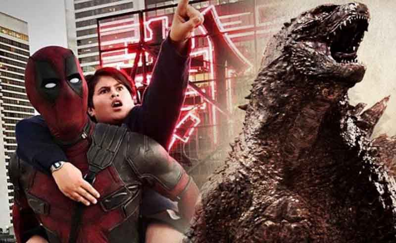 Godzilla vs. Kong Casts Deadpool 2's Julian Dennison
