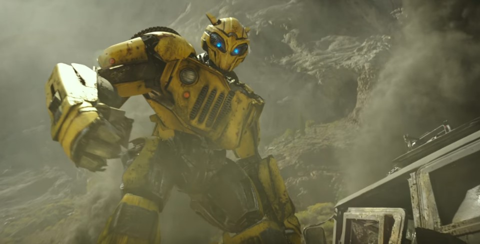 The Bumblebee Sequel has been Greenlit
