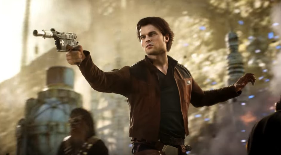 Star Wars Battlefront II Gets New Trailer for Part 2 of the Han Solo Season