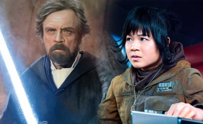 Star Wars: Kelly Marie Tran Calls Rian Johnson a Genius for TLJ