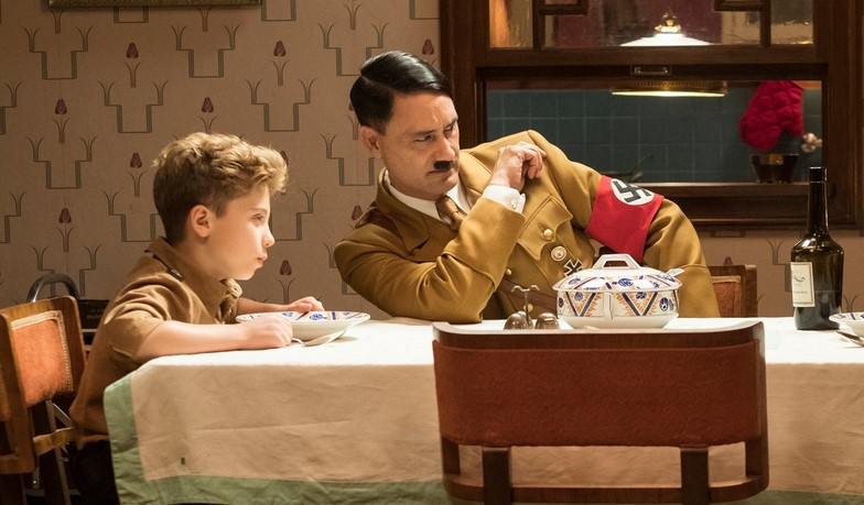 Taika Waititi is Adolf Hitler in First Still from Jojo Rabbit