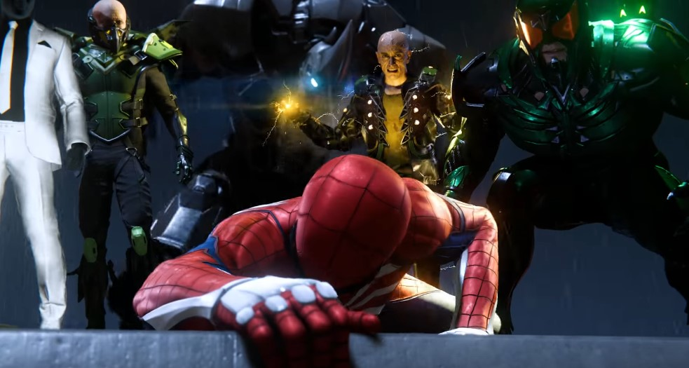 Classic Spidey Villains Get an Updated Look in Gameplay Trailer for Spider-Man PS4