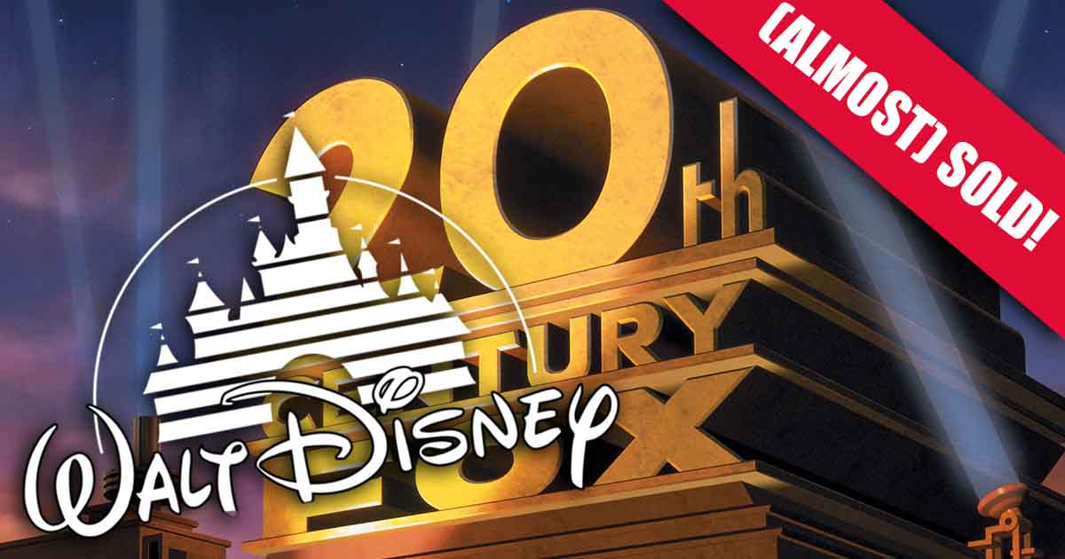 Disney Releases Statement Celebrating The Completion Of Fox Acquisition