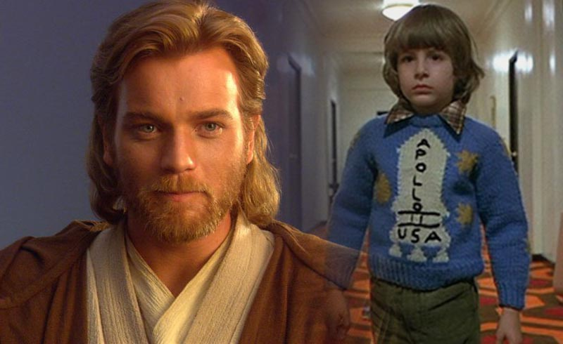 Ewan McGregor to Play Grown Up Danny Torrance in The Shining Sequel