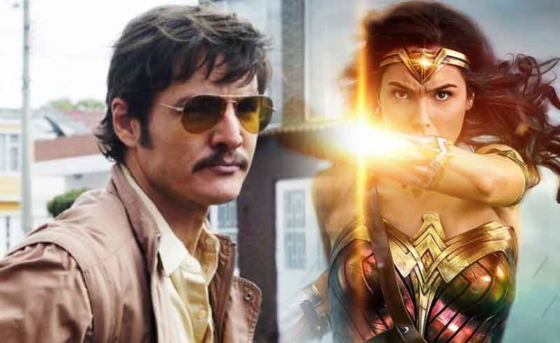 Is Pedro Pascal Playing a God in Wonder Woman 1984?