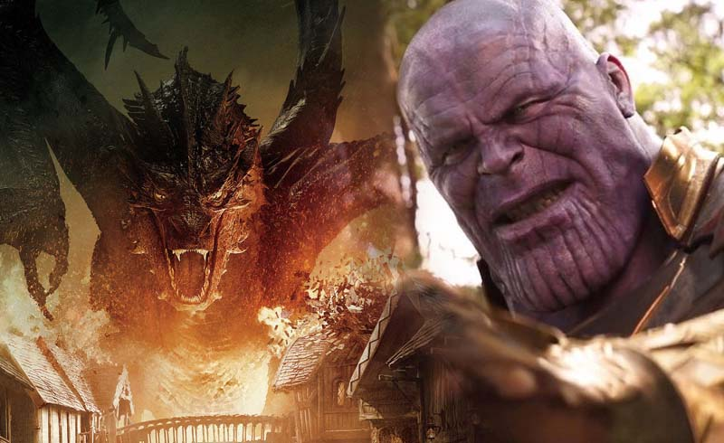 It was Benedict Cumberbatch in The Hobbit that Convinced Josh Brolin to Play Thanos