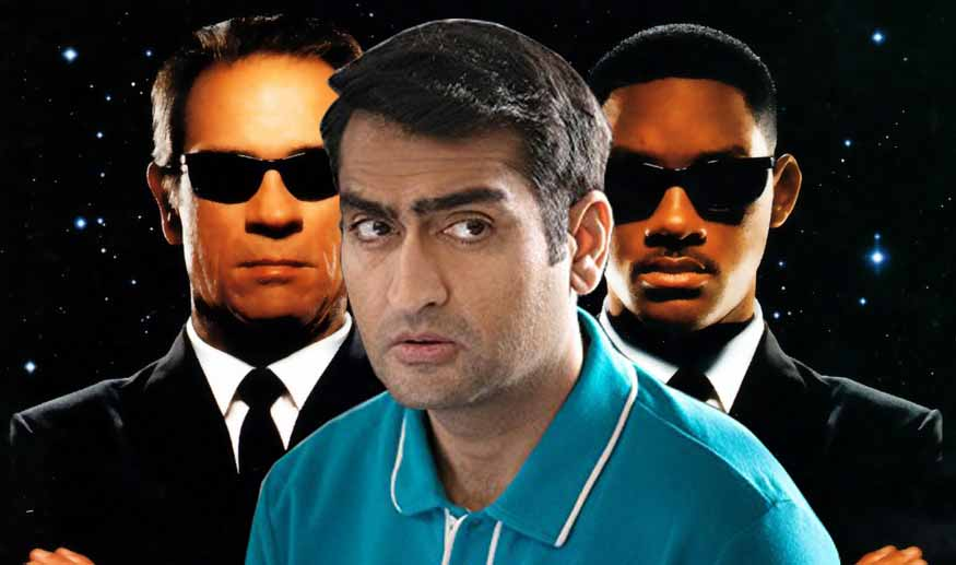 Kumail Nanjiani Joins Cast of Men in Black Reboot